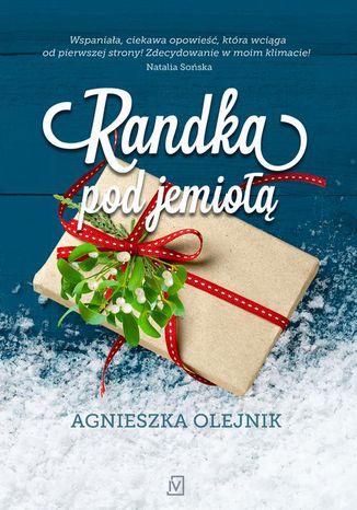 Okładka książki/ebooka Randka pod jemiołą