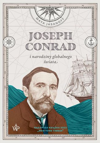 Okładka książki Joseph Conrad i narodziny globalnego świata