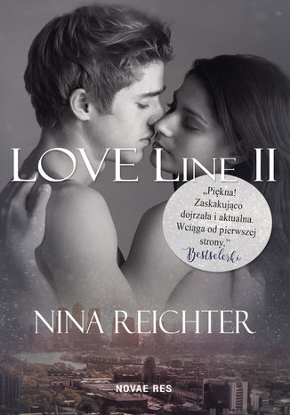 Okładka książki Love Line II