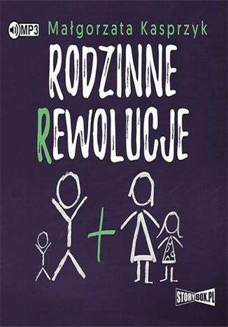 Okładka książki Rodzinne rewolucje