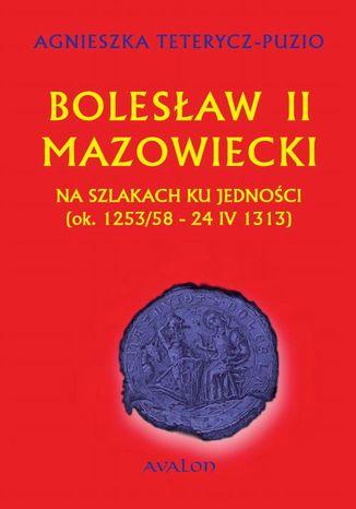 Okładka książki Bolesław II Mazowiecki
