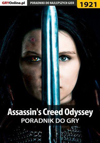 Okładka książki Assassin's Creed Odyssey - poradnik do gry