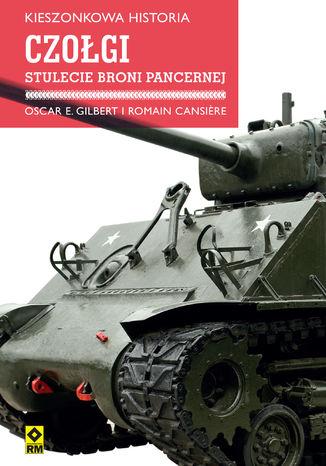 Okładka książki/ebooka Kieszonkowa historia. Czołgi