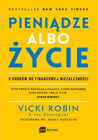 Okładka książki/ebooka Pieniądze albo życie