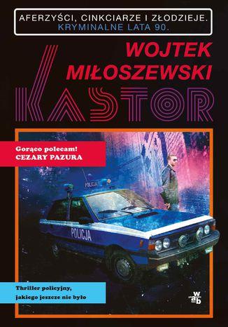 Okładka książki Kastor