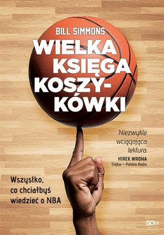 Okładka książki Wielka księga koszykówki