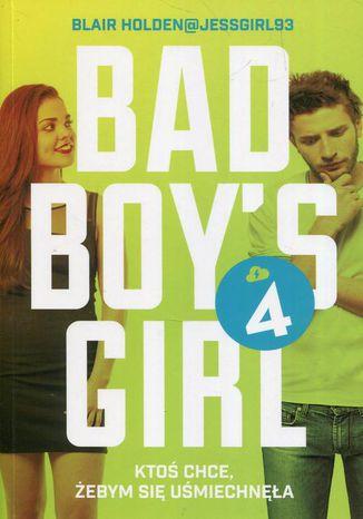 Okładka książki Bad Boys Girl 4