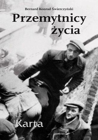 Okładka książki/ebooka Przemytnicy życia