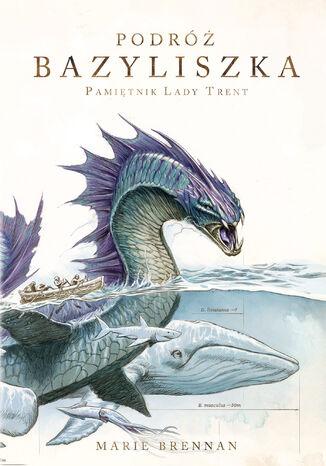 Okładka książki Podróż 'Bazyliszka'