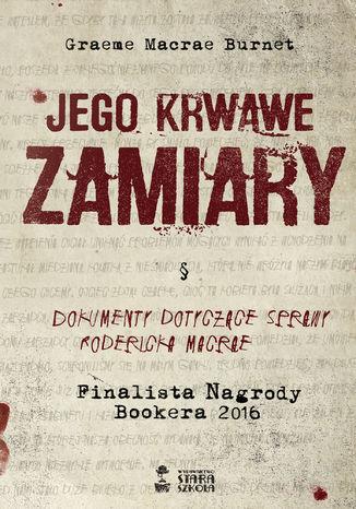 Okładka książki/ebooka Jego krwawe zamiary