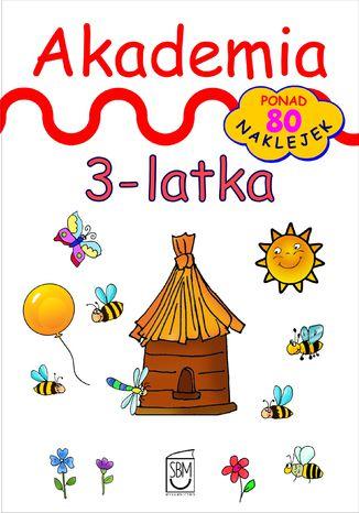 Okładka książki/ebooka Akademia 3-latka