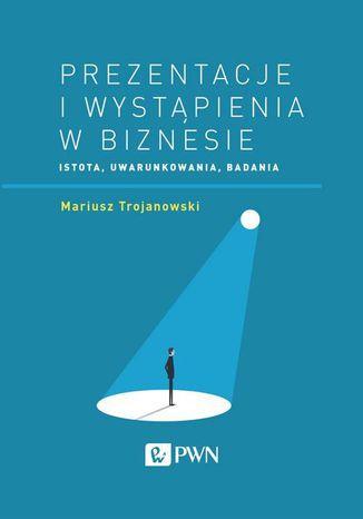 Okładka książki/ebooka Prezentacje i wystąpienia w biznesie
