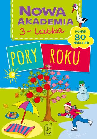 Okładka książki/ebooka Nowa akademia 3-l Pory roku