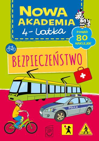 Okładka książki Nowa akademia 4-l Bezpieczeństwo