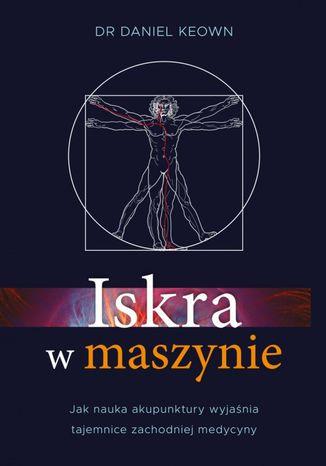 Okładka książki Iskra w maszynie