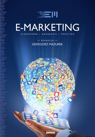 Okładka książki/ebooka E-marketing. Strategia, planowanie, praktyka
