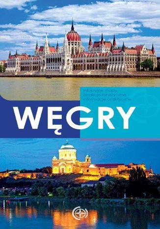 Okładka książki Przewodniki. Węgry