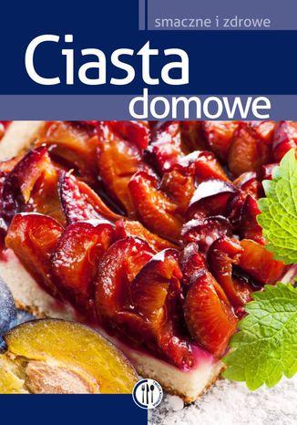 Okładka książki/ebooka Ciasta domowe