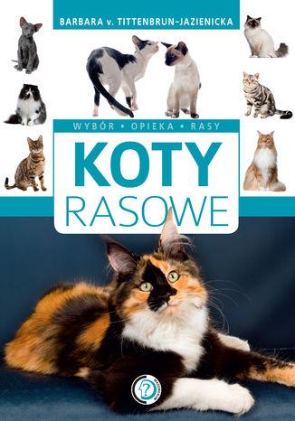 Okładka książki Koty rasowe