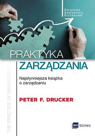 Okładka książki/ebooka Praktyka zarządzania