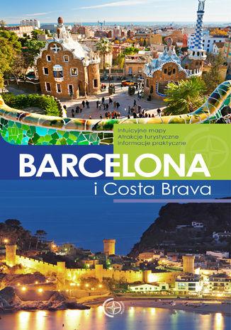 Okładka książki Przewodniki. Barcelona i Costa Brava