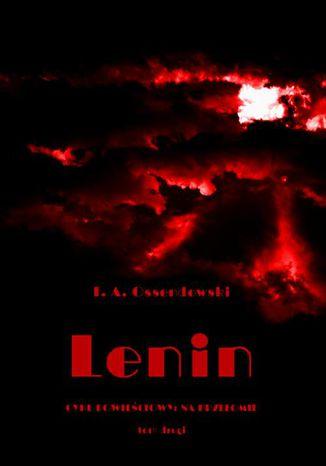 Okładka książki Iskry spod młota. Tom 2. Lenin