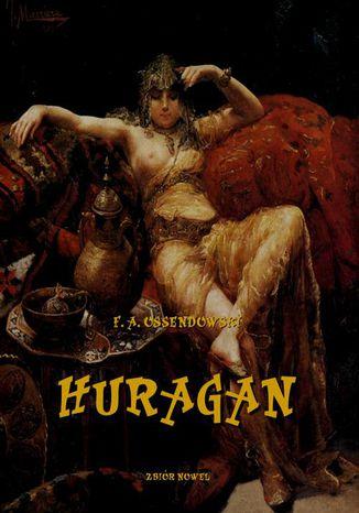 Okładka książki Huragan. Zbiór nowel