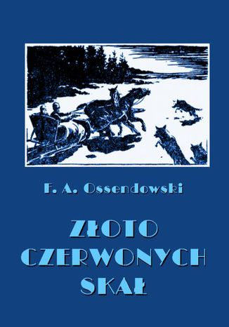 Okładka książki Złoto Czerwonych Skał