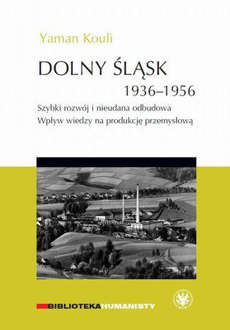 Okładka książki/ebooka Dolny Śląsk 1936-1956