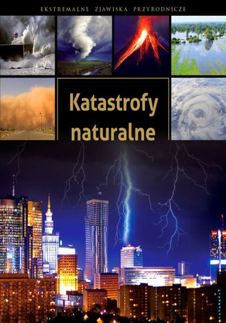 Okładka książki/ebooka Katastrofy naturalne