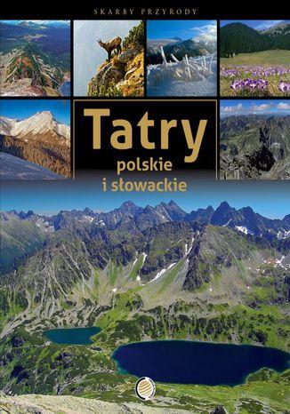 Okładka książki/ebooka Tatry polskie i słowackie