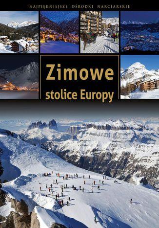 Okładka książki/ebooka Zimowe stolice Europy
