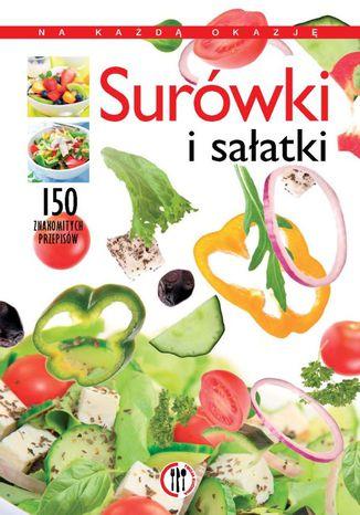 Okładka książki/ebooka Surówki i sałatki