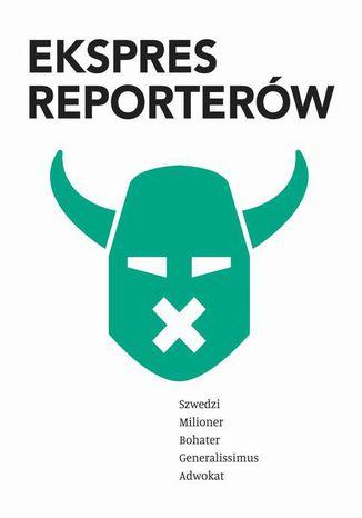 Okładka książki/ebooka Ekspres reporterów