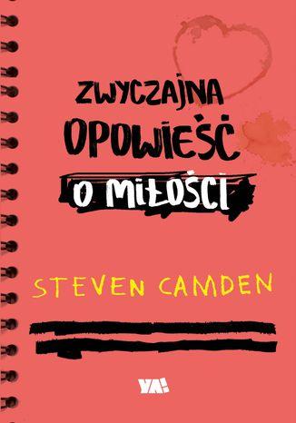 Okładka książki/ebooka Zwyczajna opowieść o miłości
