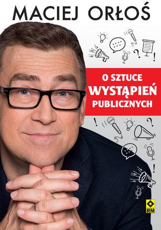 Okładka książki/ebooka O sztuce wystąpień publicznych