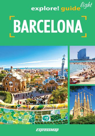 Okładka książki Barcelona light: przewodnik