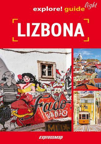 Okładka książki/ebooka Lizbona light: przewodnik