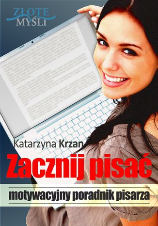Okładka książki/ebooka Zacznij Pisać