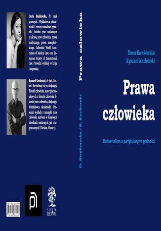 Okładka książki Prawa człowieka. Uniwersalizm a partykularyzm godności