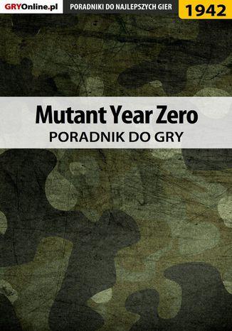 Okładka książki/ebooka Mutant Year Zero - poradnik do gry