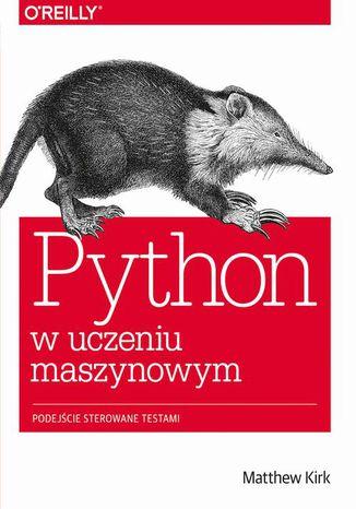 Okładka książki/ebooka Python w uczeniu maszynowym
