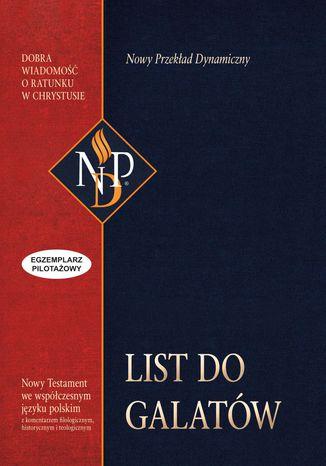 Okładka książki/ebooka List do Galatów NPD