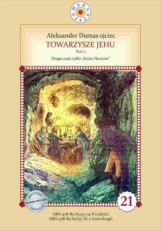 Okładka książki Towarzysze Jehu. Tom 2