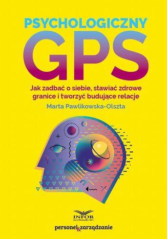Okładka książki/ebooka Psychologiczny GPS