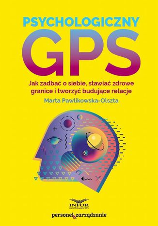 Okładka książki Psychologiczny GPS