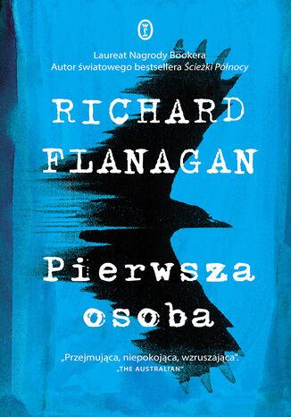Okładka książki/ebooka Pierwsza osoba