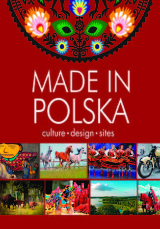 Okładka książki Made in Polska
