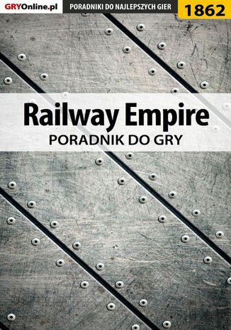 Okładka książki Railway Empire - poradnik do gry