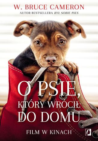Okładka książki O psie, który wrócił do domu